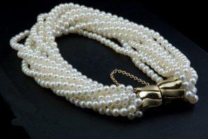 4 Pearl Bracelet