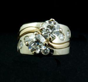7a Diamond Ring